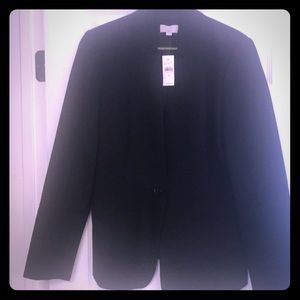 Loft classic black blazer